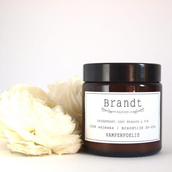 Brandt kaarsen Bruiloft Apotheek