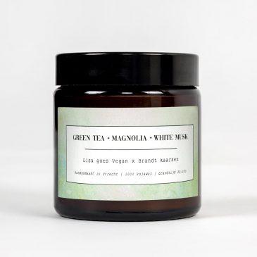 Sojakaars Green Tea Magnolia White Musk