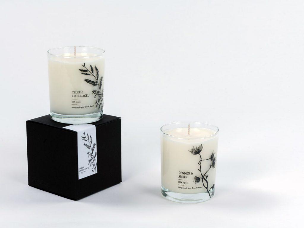 Kaarsen voor de winter