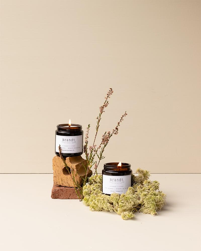 Brandt kaarsen Apotheek Collectie