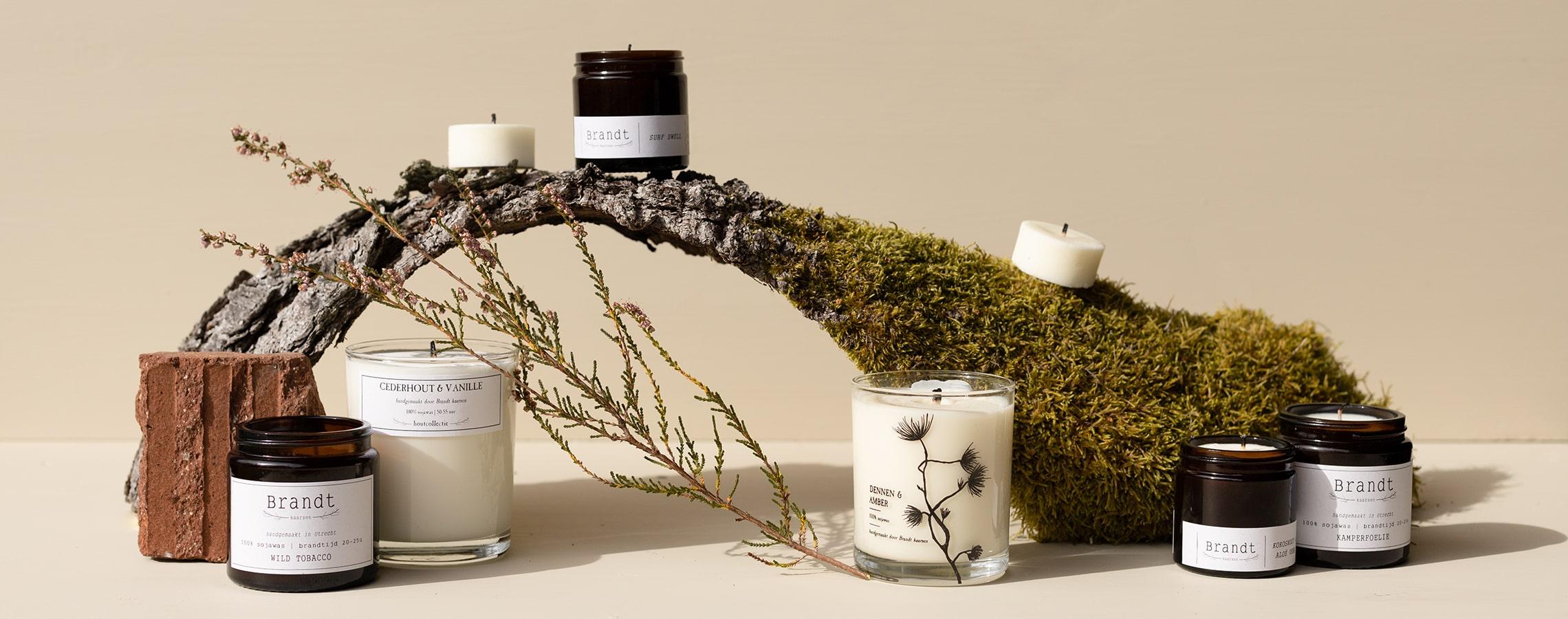 Brandt candles Season